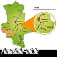 Tour 5: Auf den Spuren von Hugo Junkers