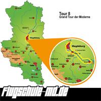 Tour 8: Grand Tour der Moderne