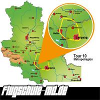 Tour 10: Metropolregion Mitteldeutschland