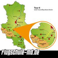 Tour 6: Großer Harz-Rundflug mit Brocken
